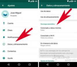 Imagenes De Whatsapp Robadas   whatsapp c 243 mo desactivar la descarga autom 225 tica