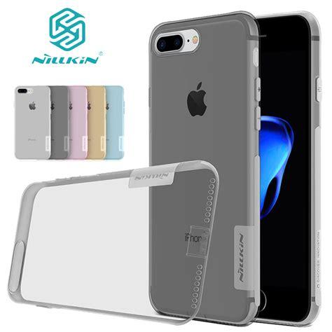 Nillkin Iphnoe 6 Plus 6s Plus nilkin for iphone x 10 8 7 6s 6 5s se nillkin nature clear ultra thin tpu protector