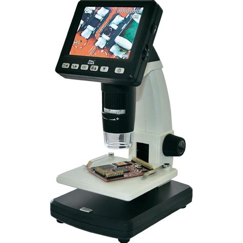 microscope with usb microscope with monitor dnt 5 mpix digital zoom max