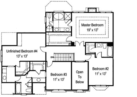 home design for 2400 sq ft impressive at under 2 400 sq ft 5604ad 2nd floor