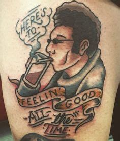 serenity now seinfeld tattoo look pinterest
