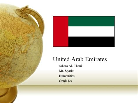 powerpoint templates uae u a e humanities powerpoint