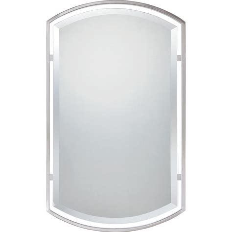 bathroom wall mirrors brushed nickel 25 best ideas about brushed nickel mirror on pinterest