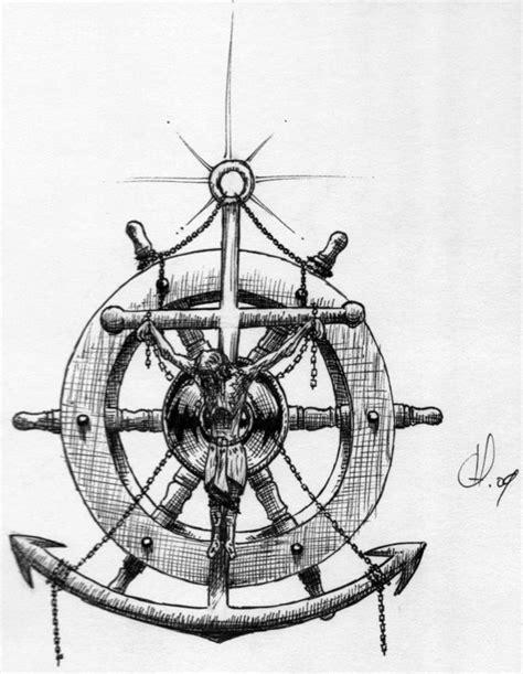 sailor s cross by evilchrischris on deviantart