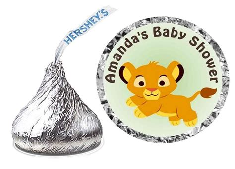 Simba Baby Shower Favors by Best 25 Simba Baby Shower Ideas On King