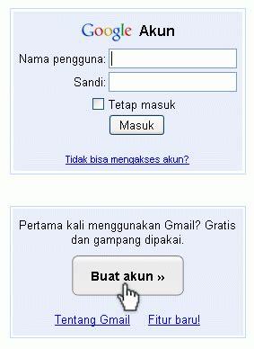 membuat akun google mail cara membuat akun google mail gmail