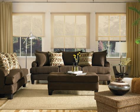 chocolate leather sofa decorating ideas how to decorate living room with dark chocolate leather