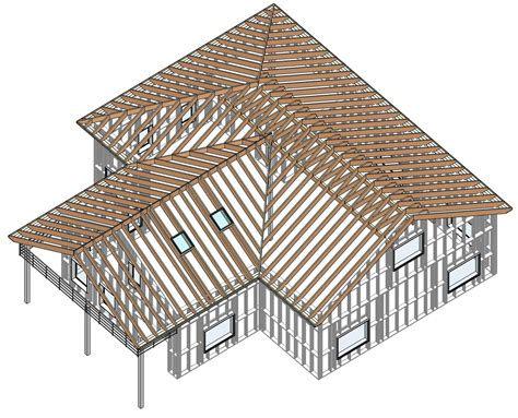 wood framing roof  revit autodesk app store