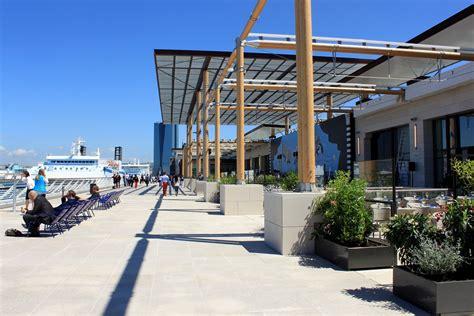 terrasse le les terrasses du port c concept design