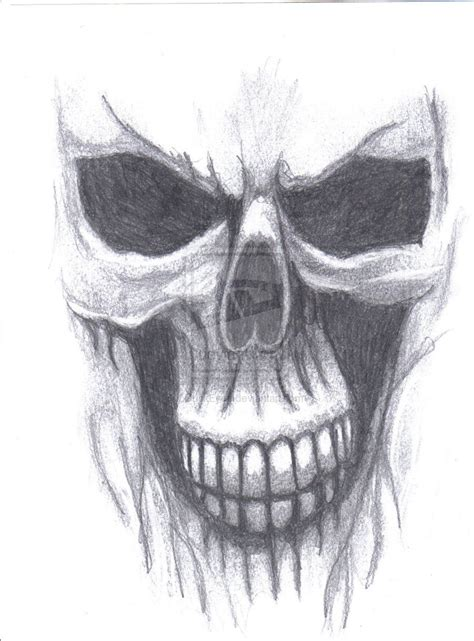 pencil drawn ghost wallpapers the ghoul realm artwork
