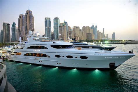 dubai international boat show to showcase largest