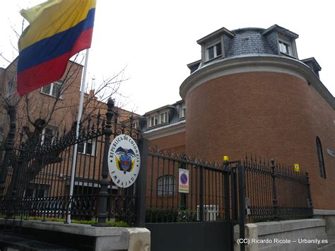 consolato colombiano file embajada de colombia en madrid jpg wikimedia commons