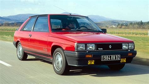1982 1989 renault 9 11 turbo specifications classic and