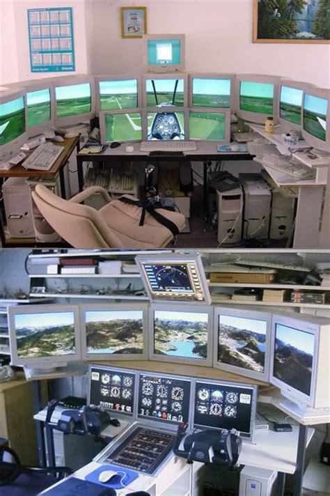 ultimate flight simulator setups aviation humor