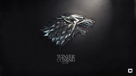 house of stark house stark game of thrones wallpapers