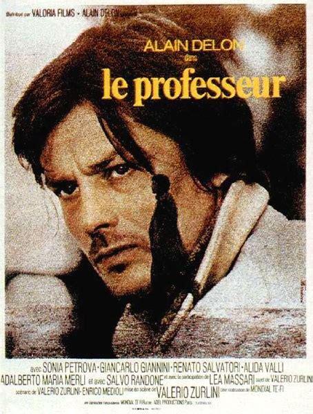film le lion alain delon 171 le professeur 187 de valerio zurlini avec alain delon