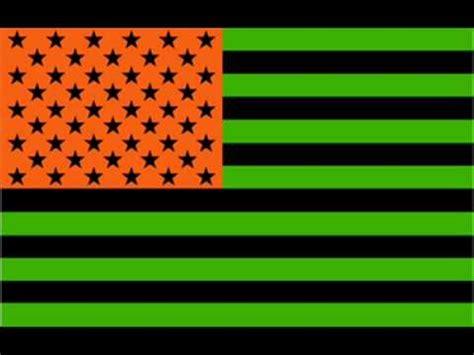 Jesper Afrika Hq american flag optical illusion