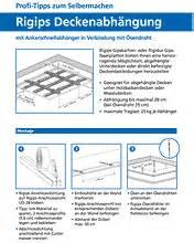 knauf rigips montageanleitung montageanleitungen und einkaufslisten zum