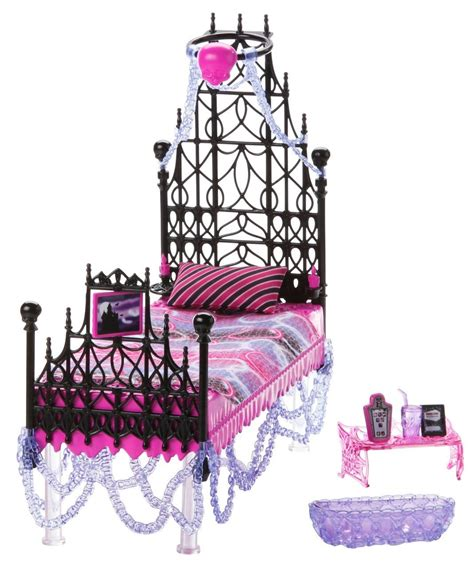 monster high bed monster high floating bed spectra vondergeist playset