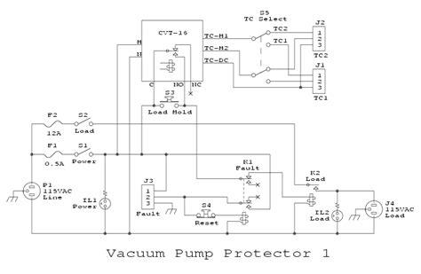 thermocouple vacuum schematic analog vacuum