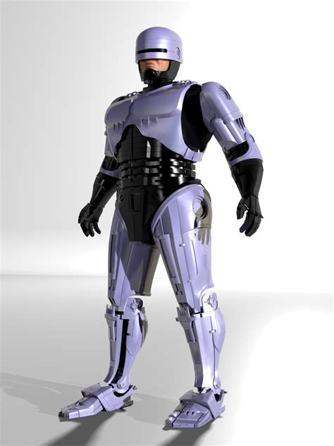 Blender Robocop robocop archive view topic murphy robocop quot gq suit