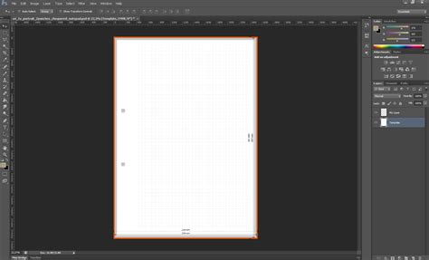 a4 layout photoshop tutorial design a personalised notepad in photoshop