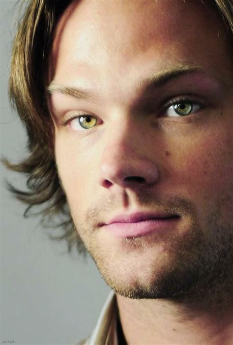 jared padalecki eye color ackles eye color duckie j
