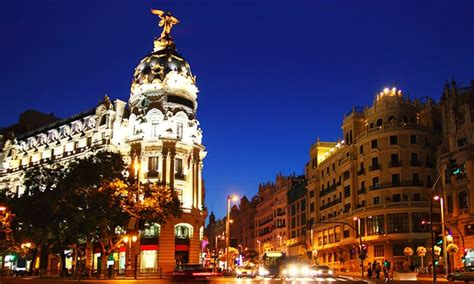 8 day spain by rail vacation with airfare in madrid madrid groupon getaways
