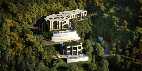 Bel Air Houses by Three Homes In Bel Air Cost 115 Million Business Insider