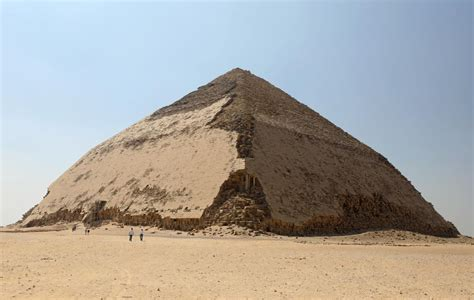 egypt opens bent pyramid   time    years