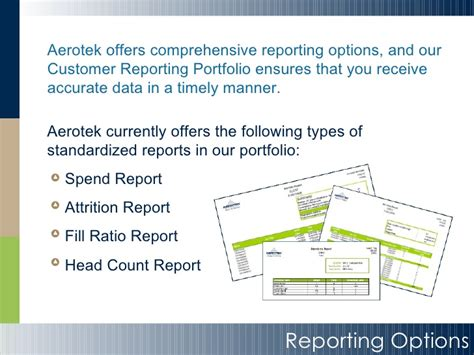 Aerotek Background Check Process Aerotek Presentation