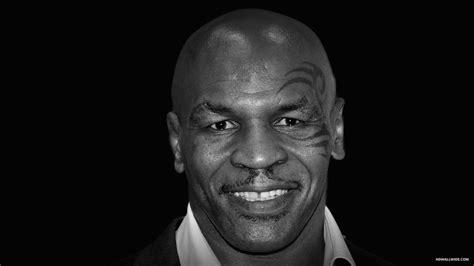 Kaos Keren New Iron Mike Tyson Boxing Legend Logo S Black mike tyson wallpaper 68 images
