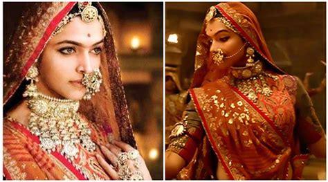 watch hindi movies padmavati by deepika padukone padmavati s ghoomar breaks all the records in just one day