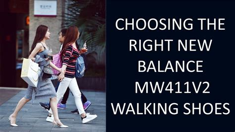 most comfortable new balance shoes choosing the right new balance mw411v2 walking shoes 2017