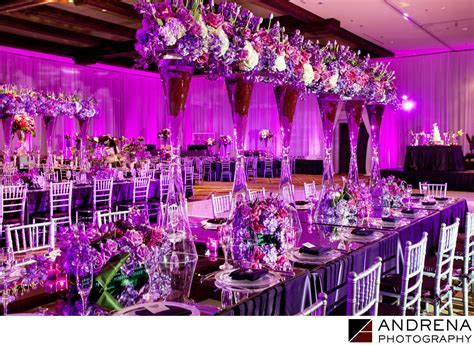 Orange County Wedding Photographer Ballroom Decor   Los