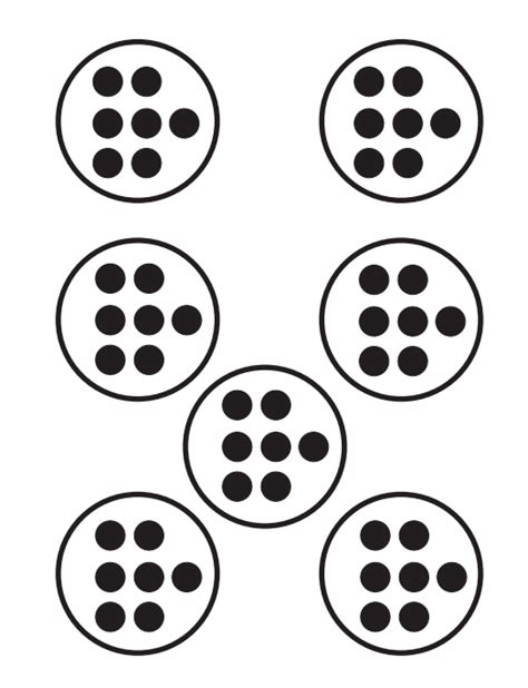 dot pattern flashcards not your mom s flashcards conceptual understanding of