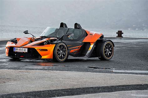 Ktm X Bow Parts Ready To Make History Polaris Slingshot Is A Reality