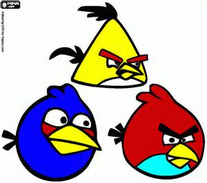 3 angry birds coloring printable 3 angry birds