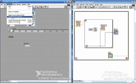 tutorial video labview labview basic tutorial 2 for loop do while and arrays