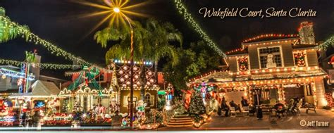 good christmas lights in the east valley 2018 2018 celebrations and light displays in valencia santa clarita valley santa