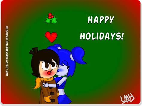 Happy Holidays Dc Nearlyweds by Happy Holidays From And Sheldon By