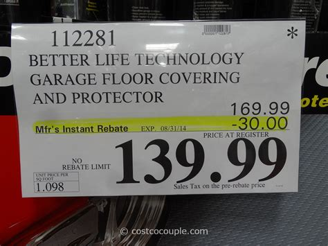 technology garage better life technology garage floor covering