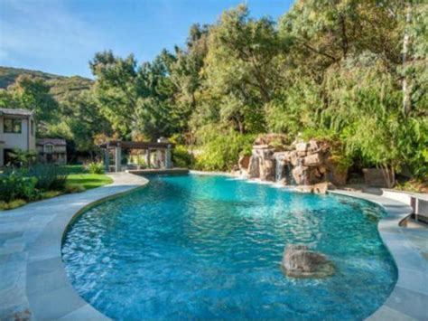 malibu pools malibu pool beautiful homes design