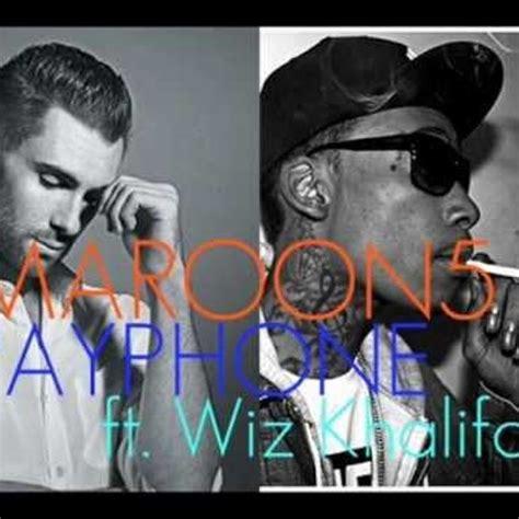 download lagu wiz khalifa download lagu maroon 5 feat wiz khalifa payphone