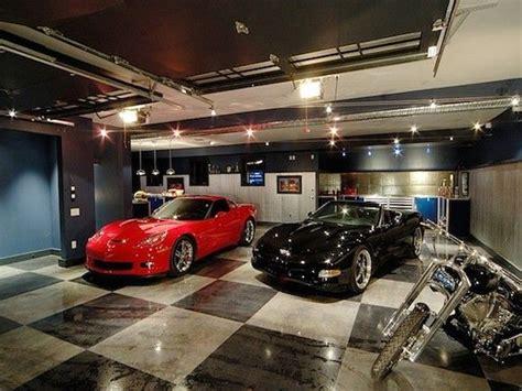 spectacular private showroom garages garage design