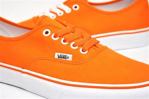 5 11 Beast Yellow Angka Orange vans authentic quot neon quot collection hypebeast