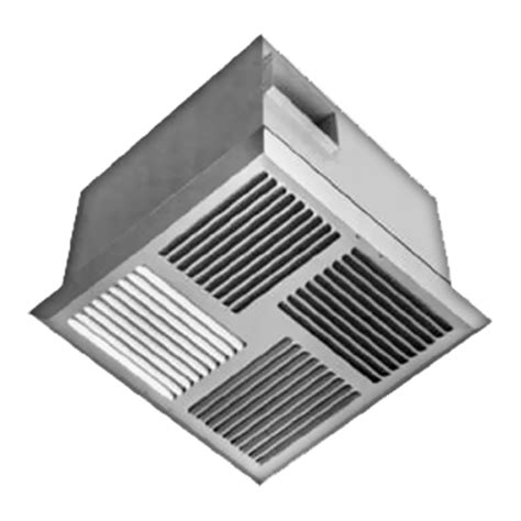 commercial ceiling exhaust fan cf series reversomatic