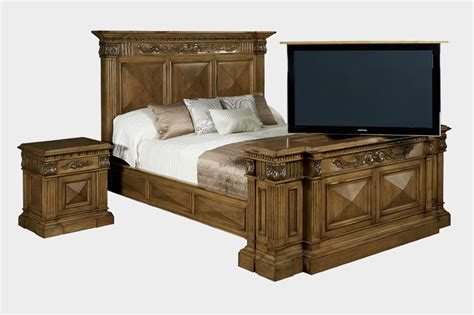 bedroom set with tv bed with tv lift tv lift bed tv lift bed sets