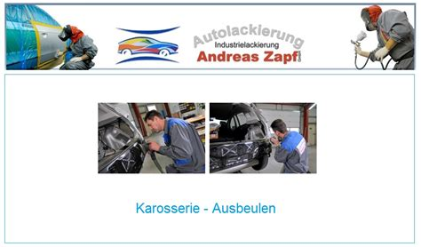 Motorrad Lackieren M Nster by Autolackierung Industrielackierung Zapf Gmbh Muensterland De