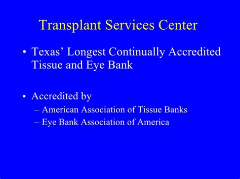 eye bank association annual ed transplant awareness6 2010